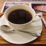 くつろ樹 - ホットコーヒー