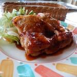 モンテローザ - グリルチキン&生野菜 照り焼きソース1,100円税込