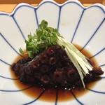 銀座 すし四季 - 銀座 すし四季(すしとき)(東京都中央区銀座)おまかせコース 13,000〜タコの柔らか煮