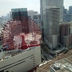 risutoranteshoutwuenthifa-suto - 観覧車と梅田ビル街