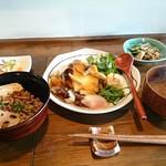67289969 - 玄米お野菜定食
