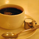イワタコーヒー店 - ミルクティー。