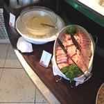インコントロ オステリア&グリル - 【休日ランチ】ピザビュッフェのお惣菜