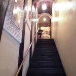 ハーフェズ - 階段