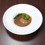 Organic Restaurant Seta - フカヒレオリエンタルソース