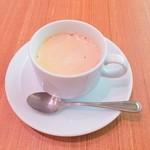 グリル アンドウ - セットのコーヒー