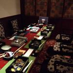 古傳 小林 - 完全個室です。