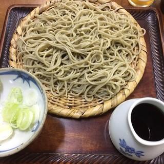 玉乃屋 - 料理写真:十割蕎麦