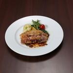 Organic Restaurant Seta - (ランチ)ポークソテー ジンジャーソース