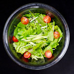 創作味樹園サラダ
