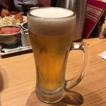 やまや - 2017年05月20日   生ビール。