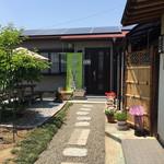 そば処 いま泉 - 自宅の奥に店が有ります(^_^;)