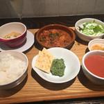 あさり食堂 - ランチ御膳(1100円)