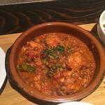 """あさり食堂 - メインのモロッコ料理""""アディス・マア・ケフタ"""""""