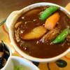 ラ・パレット - 料理写真:野菜カレー