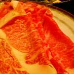 一会 - 松坂牛すき焼肉