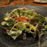 シュードパラディ - 但馬レタスのサラダ