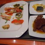 鶴雅ウィングス - 夕食