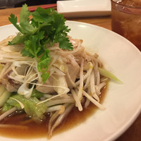痺れる麻婆豆腐(優一郎)-チャイニーズ酒場 エンギ