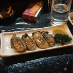 金太郎 - 牡蠣