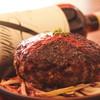 しもじま亭 - 料理写真:俺のハンバーグ