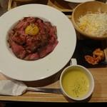67305065 - ローストビーフ丼