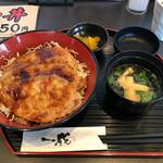 67306111 - 俺の丼・豚ロース生姜焼き丼