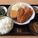 まんまや - 料理写真:ランチA¥700