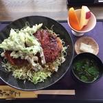 東右衛門 - 料理写真:ソースかつ丼ロース¥1,230