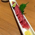 海鮮遊食 Rin - 馬刺し赤身