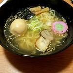 海鮮遊食 Rin - 塩ラーメンハーフ