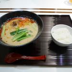チャイニーズキッチン優真 - 担担麺ランチ