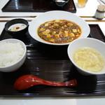チャイニーズキッチン優真 - 四川麻婆豆腐ランチ