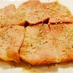 YAZAWA - 牛タン塩焼き 厚切り