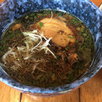 67308000 - 「江戸つけ麺」(650円)つけ汁