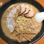 桜木屋 - 味噌チャーシュー麺 チャーシュー増し 大盛り