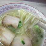 天水 - 麺