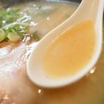 川端どさんこ - スープ