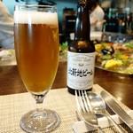 67309920 - 酵母感ある北新地ビール