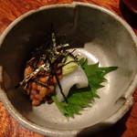 漁師料理 みき 国分寺店 - イカ納豆