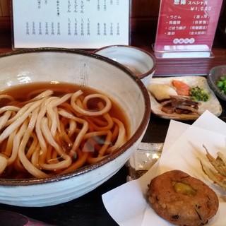 わらの蔵 恕庵 - 料理写真:恕庵スペシャル