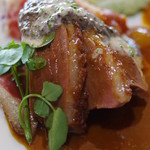 67311124 - 鴨フィレ肉のスーミット