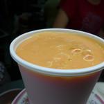 金龍木瓜牛乳 - ドリンク写真:木瓜牛乳(TWD45)