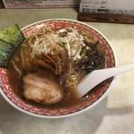 拉麺屋 日昇亭 - 料理写真:ラーメン特濃
