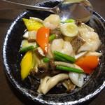 Taikoh - ぷりぷり海老のあっさり塩炒め