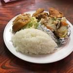 金太郎食堂 - 料理写真: