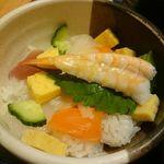 どん亭 - 海鮮丼