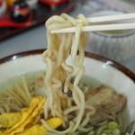麺家 にらい - 沖縄そば