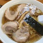 かやま - 料理写真:ラーメン ¥500
