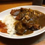 とんかつさがみ - 料理写真:カツカレー1200円